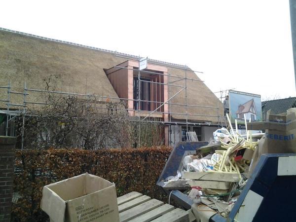 Renovatie woning, te Arnhem