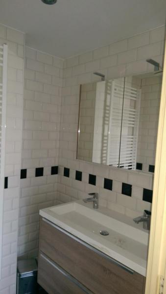Renovatie apparement, te Amsterdam