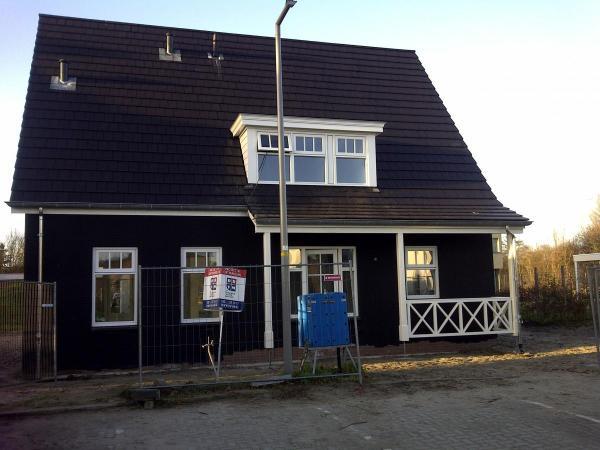Vrijstaande woning, te Rotterdam
