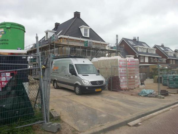 Nieuwbouw woning te Aalsmeer