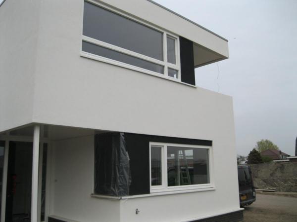 Vrijstaande woning, te Naaldwijk