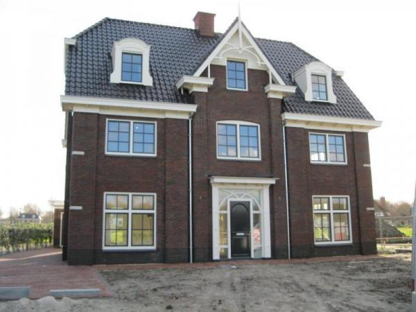 Vrijstaande woning, te Den Haag