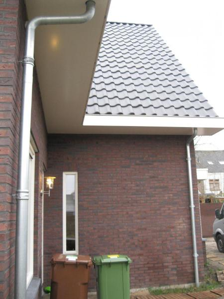 Vrijstaande woning, te Breda