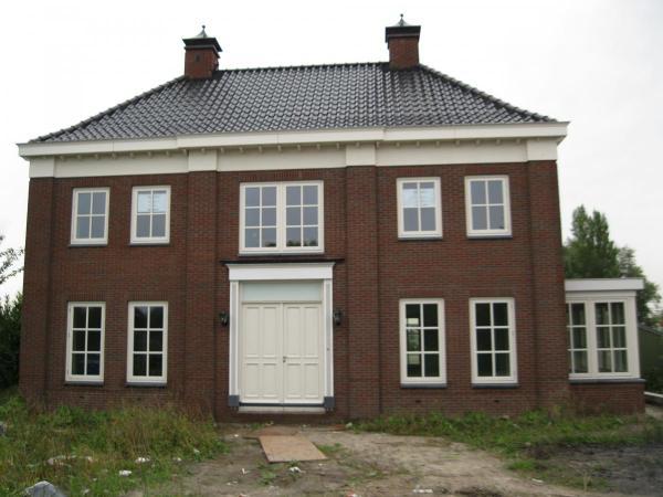 Vrijstaande woning, te Zoetermeer
